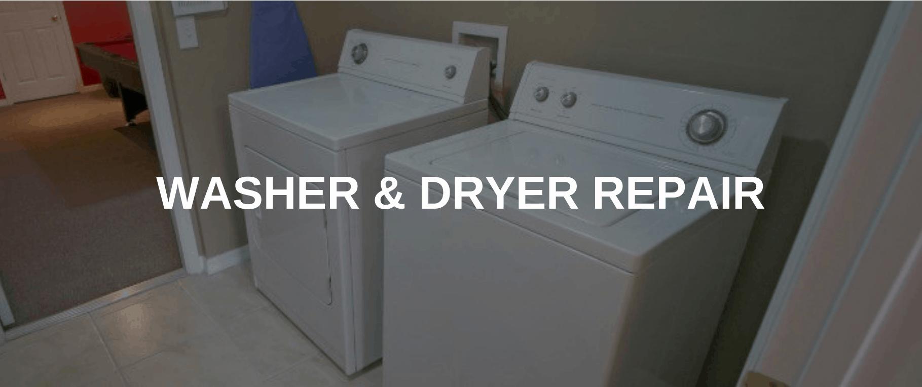 washing machine repair carollton